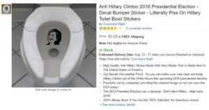 anti-hillary-clinton-2016-presidential-election-decal-bumper-sticker-litterally-piss-on-hillary-toilet-bowl-stickers-550x292-1